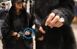 Tìm lại được nhẫn đính hôn 2 triệu USD, Paris Hilton cảm ơn Chúa