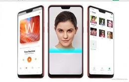 """Oppo F7 chính thức ra mắt: Thiết kế """"tai thỏ"""", camera selfie 25MP"""