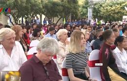 Làng Hữu nghị - Điểm đến của các hoạt động từ thiện quốc tế