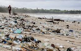 Ô nhiễm biển do rác thải nhựa tại Indonesia