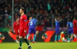 Bồ Đào Nha thua sốc Hà Lan