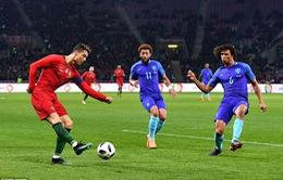 Giao hữu quốc tế: ĐT Bồ Đào Nha thất bại trước ĐT Hà Lan