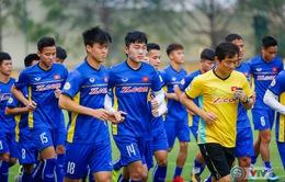 Xuân Trường, Công Phượng có trong đội hình xuất phát ĐT Việt Nam gặp ĐT Jordan