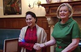 Chủ tịch Quốc hội mong muốn Hà Lan ủng hộ việc thúc đẩy các hiệp định