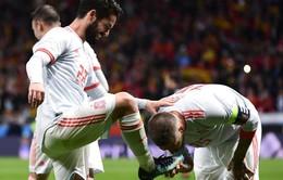 """""""Hủy diệt"""" ĐT Argentina, Isco quay lại trách Zidane và Real"""