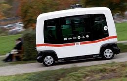 Đức lạc quan về tương lai của xe bus tự lái