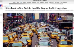 Đề xuất thu phí ùn tắc giao thông tại Mỹ: Nhiều ý kiến trái chiều