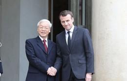 Tuyên bố chung Việt Nam – Pháp