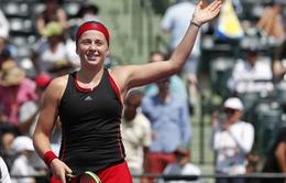 Tứ kết nữ Miami mở rộng 2018: Ostapenko thắng nghẹt thở Svitolina