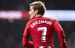 Atletico đòi nâng giá Griezmann, Barcelona gặp khó
