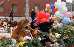 Nga tổ chức lễ quốc tang tưởng niệm các nạn nhân vụ cháy trung tâm thương mại