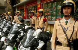 Hà Nội đảm bảo an toàn giao thông phục vụ hội nghị quốc tế