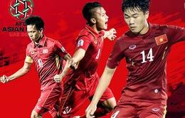 Hôm nay (4/5) bốc thăm chia bảng VCK Asian Cup 2019: ĐT Việt Nam dễ cùng bảng với Thái Lan