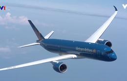 Vietnam Airlines điều chỉnh lịch bay tới Nhật do bão Jongdari