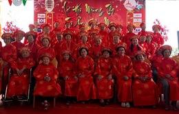 Lễ mừng thọ các cụ Việt kiều tại Lào
