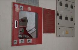 Phát hiện nhiều sai phạm phòng cháy chữa cháy ở các chung cư tại Đà Nẵng