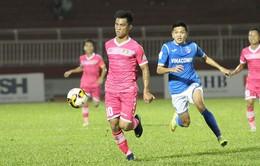 """Vòng 3 V-League: Tâm điểm với trận """"derby TPHCM"""""""