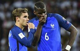 """Pogba sẽ """"hồi sinh"""" khi trở về tuyển Pháp?"""