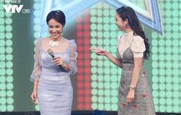 Uyên Linh bị Song Linh liên tục hỏi khó trong Muôn màu Showbiz số đặc biệt