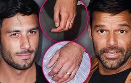 Ricky Martin lần đầu hé lộ chuyện hẹn hò với chồng