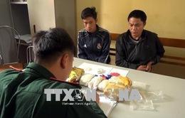 Sơn La: Bắt hai đối tượng mua bán, vận chuyển trái phép lượng lớn ma túy