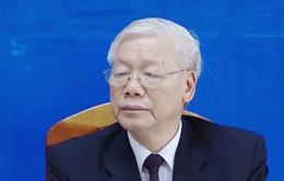 Tổng Bí thư Nguyễn Phú Trọng thăm sứ quán Việt Nam tại Cuba