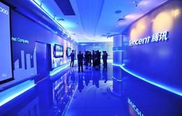 Giá trị vốn hóa của Tencent giảm 70 tỷ USD trong 1 tuần