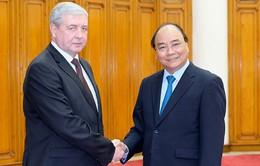 Thủ tướng Nguyễn Xuân Phúc tiếp Phó Thủ tướng Belarus Semashko