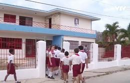 Những công trình mang tên Việt Nam trên đất Cuba