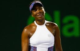 Miami mở rộng 2018: Venus Williams dừng bước tại tứ kết