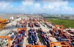 Kim ngạch xuất nhập khẩu cán mốc 200 tỷ USD