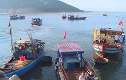 Ngư dân phấn khởi với chính sách hỗ trợ đóng tàu đánh bắt xa bờ