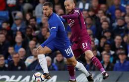 10 thống kê không thể bỏ qua trước vòng 29 Ngoại hạng Anh: Chelsea trước cơ hội cản bước Man City