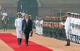 Chuyến thăm cấp Nhà nước của Chủ tịch nước tới Ấn Độ và Bangladesh thành công tốt đẹp