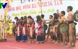 Lễ hội Trống đôi, Cồng ba, Chiêng năm tại Phú Yên