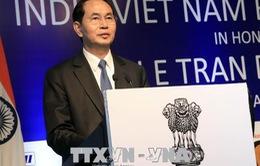 Tăng cường liên kết kinh tế Việt Nam - Ấn Độ