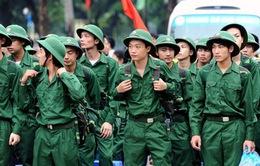 Hôm nay (3/3), thanh niên cả nước thực hiện nghĩa vụ quân sự năm 2018
