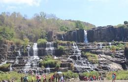 Trượt chân ở thác Pongour, 1 du khách tử vong