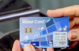 Thẻ tín dụng tích hợp tại Triển lãm Di động toàn cầu 2018