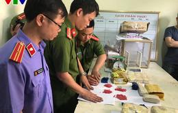 TP. Vinh: Phá 2 chuyên án buôn bán, vận chuyển ma túy lớn nhất từ trước tới nay