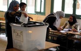 Kết thúc cuộc bầu cử Tổng thống ở Ai Cập