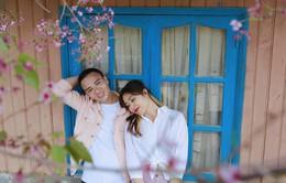 BTV Hoàng Linh khoe bộ ảnh ngọt ngào trong tình yêu