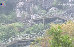 Tháo dỡ công trình xâm hại di tích Tràng An