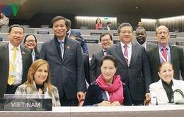 Khẳng định vị thế của Quốc hội Việt Nam trên trường quốc tế