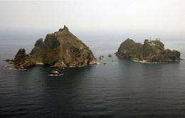 Hàn Quốc chỉ trích tuyên bố của Nhật Bản về quần đảo tranh chấp
