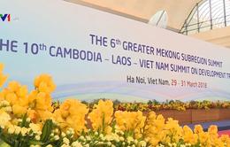 Hôm nay (30/3), bắt đầu diễn đàn Thượng đỉnh Kinh doanh Tiểu vùng Mekong mở rộng