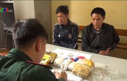 Bộ đội Biên phòng Sơn La phá chuyên án ma túy lớn
