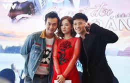 Huỳnh Anh và Anh Tuấn đại chiến vì cô gái này trong Cả một đời ân oán phần 2