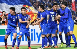 ĐT Thái Lan sẽ vắng hàng loạt trụ cột tại AFF Cup 2018