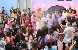 Những khoảnh khắc ấn tượng của Lễ hội sắc màu Ấn Độ 2018 tại Việt Nam